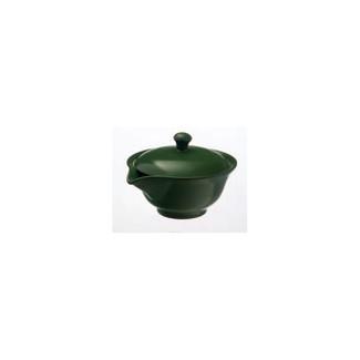 Hohin teapot - SOZAN (140cc/ml) Green - ceramic mesh