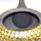 Tokoname Kyusu teapot - SHOHO - White nota Knotweed 320cc/ml - ceramic fine mesh - ceramic fine mesh