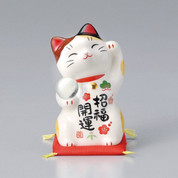 Kawaii Mini Manekineko - D - Lucky cat (Welcome cat)