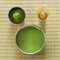 [Ceremonial grade] Japanese Organic Matcha Green Tea Powder 50g (1.76oz) - Certified Organic by JAS - Best For Weight Loss, Vegan Friendly & Healthy Living - water