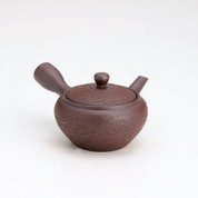 Banko-yaki Kyusu teapot - Pine bark - 240cc/ml