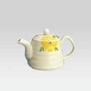 Arita-yaki teapot - Chrysanthemum - 460cc/ml