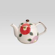 Teapot - Sasanqua(Camellia) - 500cc/ml