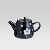 Mino-yaki teapot - Zeffer flower - 460cc/ml