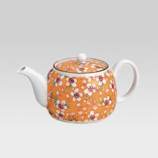 Arita-yaki teapot - Sakura romantic - 550cc/ml