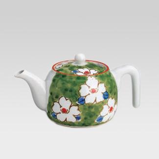 Arita-yaki teapot - Camellia - 550cc/ml