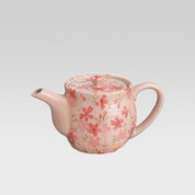 Mino-yaki teapot - Flower weather - 360cc/ml