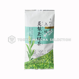 [Standard] Ureshino Tamaryokucha No,7 Guricha 1kg/2.21lbs (100g/3.52oz*10packs)