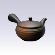 Tokoname Kyusu teapot - AKIRA - Change - 300cc/ml - Stainless steel net