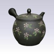 Tokoname Kyusu teapot - SEKIRYU - Sakura - 380cc/ml
