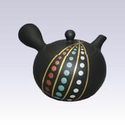 Tokoname Kyusu teapot - Polka Dot - 200cc/ml