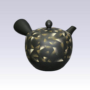 Tokoname Kyusu teapot - Wild Dance - 420cc/ml