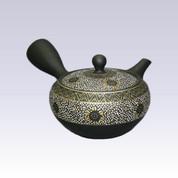 Tokoname Kyusu teapot - White Grain - 350cc/ml