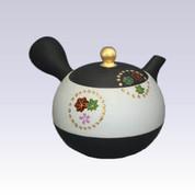 Tokoname Kyusu teapot - Spring & Autumn - 200cc/ml