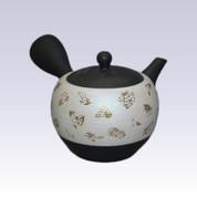 Tokoname Kyusu teapot - Gold Spread - 320cc/ml