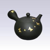 Tokoname Kyusu teapot - Butterfly - 200cc/ml