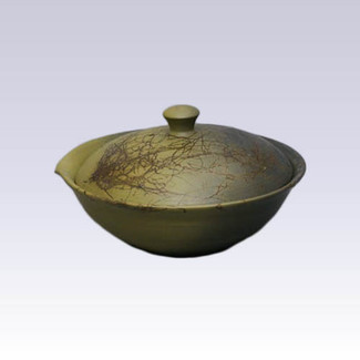 Tokoname Hohin - HAKUSAN - Algae Hanging - 70cc/ml