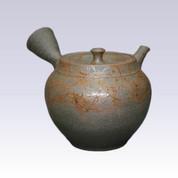 Tokoname Kyusu teapot - JIN - Algae Hanging - 260cc/ml