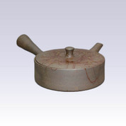 Tokoname Kyusu teapot - SEKIRYU - Algae Hanging - 150cc/ml