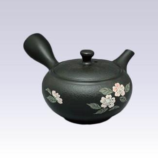 Tokoname Kyusu teapot - SHUNJYU - SAKURA - 220cc/ml