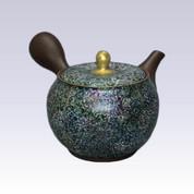 Tokoname Kyusu teapot - SHUNJYU - Elegant Line - 350cc/ml