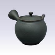 Tokoname Kyusu teapot - HORYU - Black - 360cc/ml