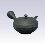 Tokoname Kyusu teapot - HORYU - Diamond Cut - 230cc/ml
