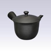 Tokoname Kyusu teapot - AKIRA - Line Step - 350cc/ml