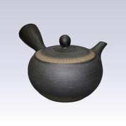 Tokoname Kyusu teapot - MORIMASA - Black Blow - 360cc/ml