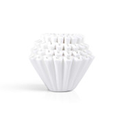 Kalita 22212 KWF-185 Wave 185 (100P) Paper Filter - White