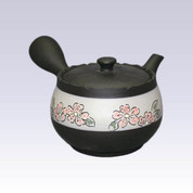 Tokoname Kyusu teapot - SHUNJYU - SAKURA - 340cc/ml