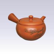 Tokoname Kyusu teapot - MAMIYA - Pine - 340cc/ml
