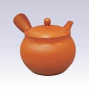 Tokoname Kyusu teapot - AKIRA - Shudei - 460cc/ml - Stainless steel net