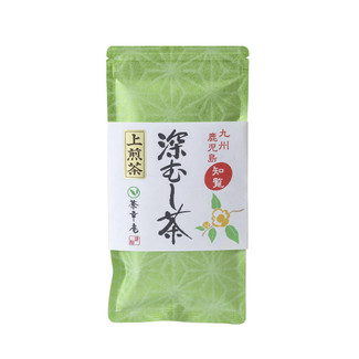 Chiran Fukamushi Superior 100g (3.52oz) Deep Steamed green tea Kagoshima