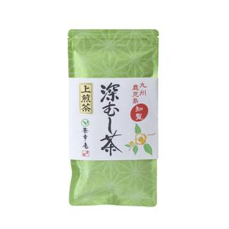 Chiran Fukamushi Superior 100g (3.52oz) Deep Steamed green tea Kagoshima