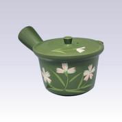 Tokoname Kyusu teapot - AKIRA - Nadeshiko - 360cc/ml - Stainless steel net