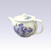 Tokoname Kyusu teapot - AKIRA - Bouquet - 480cc/ml - Stainless steel net