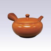Tokoname Shudei Kyusu teapot - AKIRA - 500cc/ml - Obal ami stainless steel net