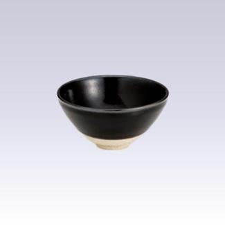 Mino-yaki - Matcha bowl - YUZU TENMOKU NATSUME