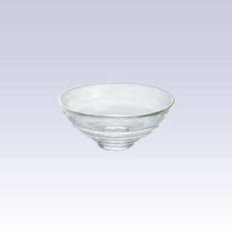 Glass Matcha Bowl - GIYAMAN CLEAR