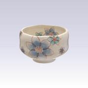 Mino-yaki - Matcha bowl - CLEMATIS