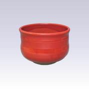 Tokoname-yaki - Matcha bowl - SEIKOU - RED GLAZE