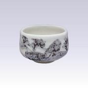 Mino-yaki - Matcha bowl - WHITE SHINO