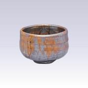 Mino-yaki - Matcha bowl - BIZEN RUST