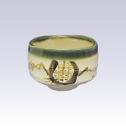 Mino-yaki - Matcha bowl - ORIBE