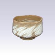 Mino-yaki - Matcha bowl - WHITE HAKE