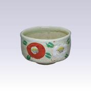 Mino-yaki - Matcha bowl - CAMELLIA