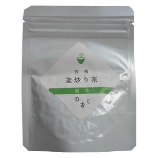 [Imperial Grade] Organic Kamairi-cha 25g (0.88oz) japanese pan-fired green tea