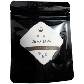 [ZERO residual agricultural chemicals / Decaffeinated] Mori-machi Organic Houjicha 30g (0.7oz) Japanese roasted green tea