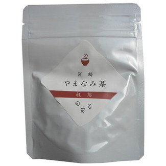 [Certified Organic] Yamanami Organic Black Tea 25g (0.88oz) Japanese black tea